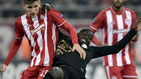 Badou Ndiaye played in the Europa League for Osmanlispor last season