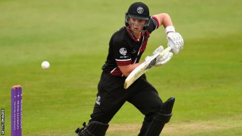 Somerset opener Tom Abell