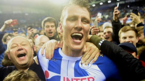 Wigan defeat Manchester City in the FA Cup