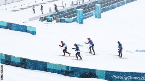 Slovakian skier wins first gold as Paralympics get under way