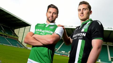 Darren McGregor and Paul Hanlon