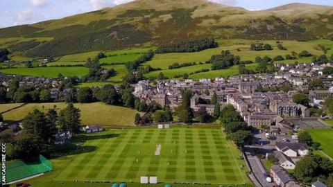 Sedbergh School is Lancashire's 13th different home first-class venue