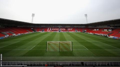 Keepmoat Stadium Doncaster Rovers
