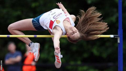 Sommer Lecky won Commonwealth Youth Games gold in the Bahamas last July