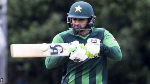 Pakistan too strong for Scotland in T20 rout