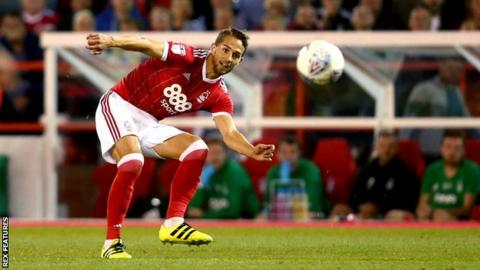 Nottingham Forest sign Sporting Lisbon defender Tobias Figueiredo on loan