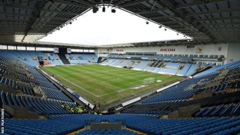 Coventry City moved to the Ricoh Arena in 2005 after selling their former home at Highfield Road