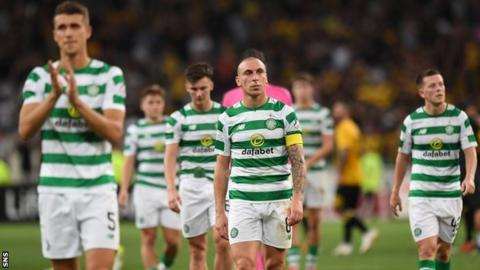 Celtic would have had to negotiate an extra qualifying round to reach the Champions League this season