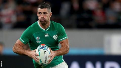 Northern Ireland Rob Kearney
