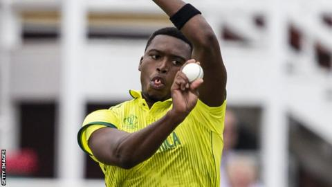 Ngidi to miss MSL final, 1st Test against England