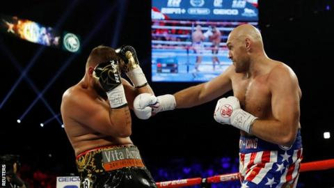Fury set for September bout with Otto Wallin