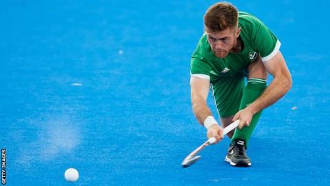 Ireland's Shane O'Donoghue