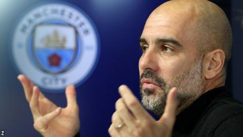 Who can City draw in the Champions League last 16?