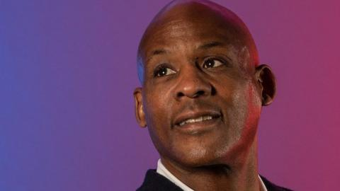 Ellery Hanley won the English league title with Wigan as a player and St Helens as a coach