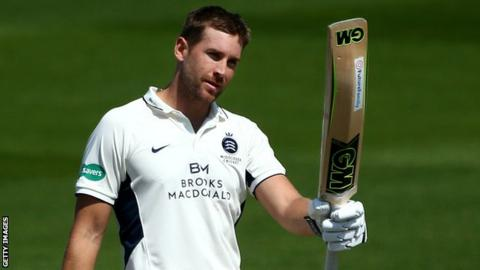 Dawid Malan in action for Middlesex