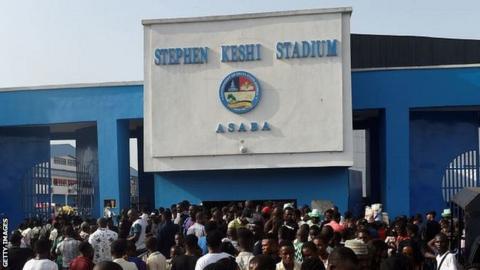 Stephen Keshi Stadium, Asaba