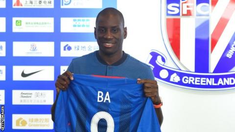 Demba Ba: Senegal no longer in my thoughts