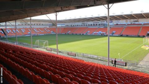 Blackpool finished 10th in League One last season under Terry McPhillips