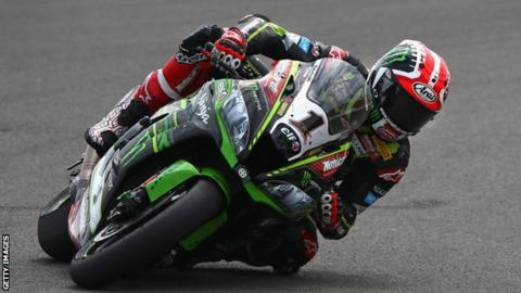 Jonathan Rea now leads the championship by 104 points