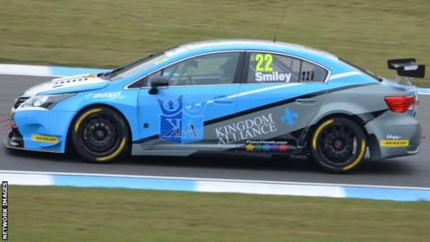 Chris Smiley will compete for BTC Norlin Racing in the 2017 BTCC series
