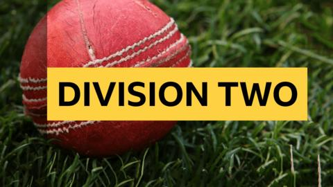 County Championship Divison Two graphic
