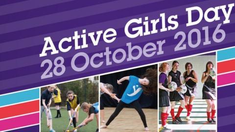 Active Girls Day logo