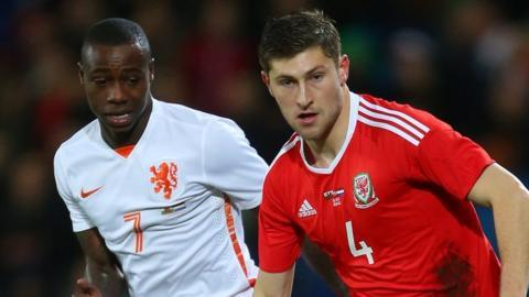 Wales versus Netherlands 2015
