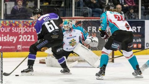 Clan lost at home to Belfast Giants