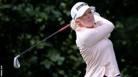 World Invitational: Stephanie Meadow takes women's title at Galgorm Castle