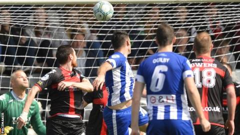Coleraine have won three out of three in the Premiership