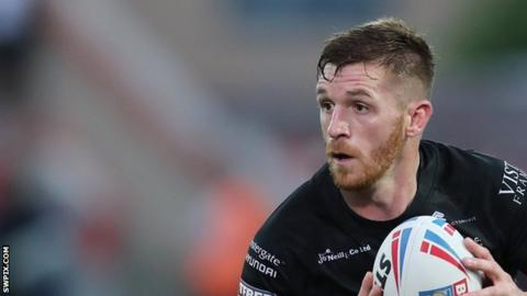 Marc Sneyd scored 11 of Hull FC's 35 points against London Broncos