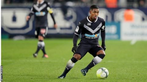 Malcom's agent in Barcelona to discuss move for Bordeaux winger