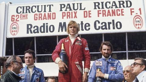 French Grand Prix 1976