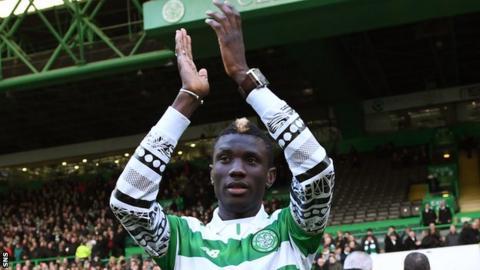 Celtic signed Eboue Kouassi for £2.8m