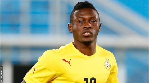'I wish team well in Egypt' – Majeed Waris backs Ghana despite omission