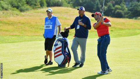Simpson in hot seat for US Ryder Cup team