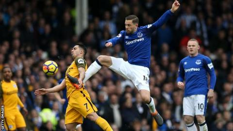 Gylfi Sigurdsson has not played for Everton since their 2-0 victory over Brighton in March