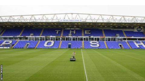 Peterborough United stadium