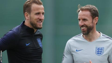 England team announced for opening World Cup game against Tunisia
