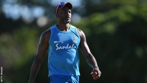 West Indies interim head coach Floyd Reifer
