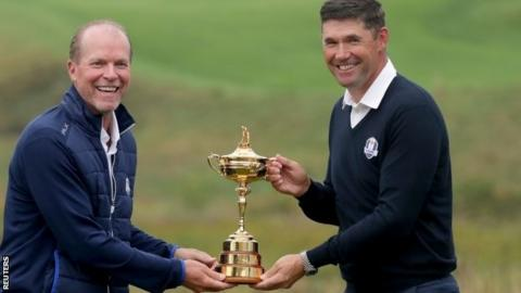U.S. Ryder Cup team has 6 qualifiers, 6 captain's picks