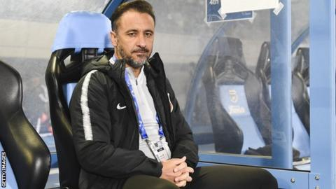 Vitor Pereira pulls out of running to become the new Everton manager