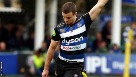Bath fly-half George Ford