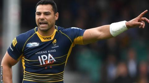 England centre Te'o joins Toulon to cover for World Cup absentees