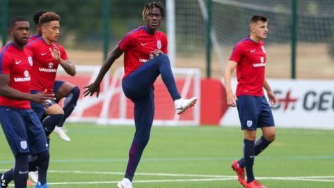 Anger at schedule as depleted England U19s begin Euro defence