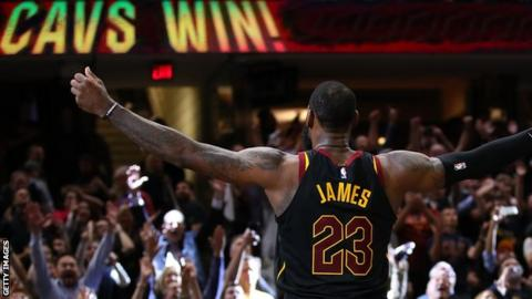 new york a4430 25d54 Cleveland Cavaliers: How LeBron James' exit preceded their ...