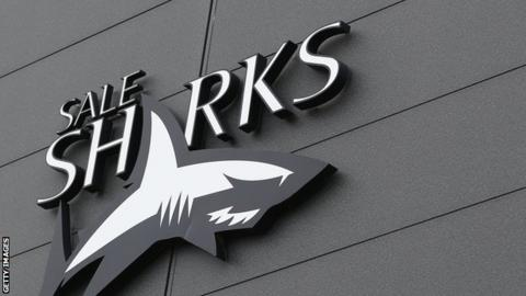 Sale Sharks are currently fourth in the Premiership having won four of their opening eight fixtures