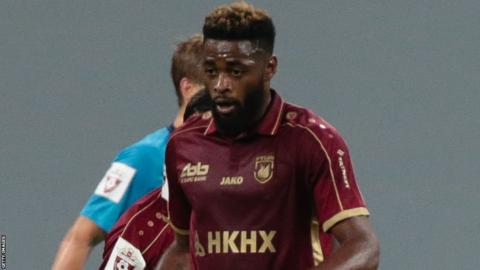 0d27277c8 Alex Song  Former Cameroon and Arsenal midfielder signs for Sion ...