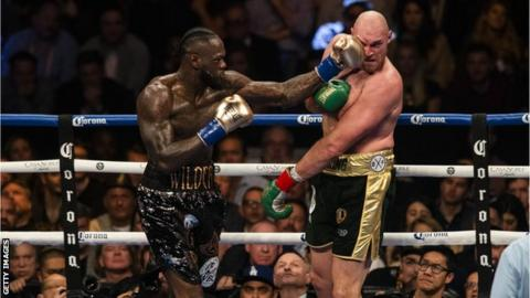 Deontay Wilder claims Anthony Joshua's camp are 'begging' for a unification fight