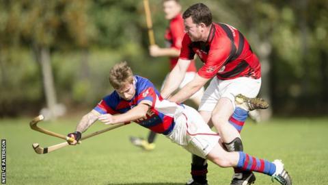 Glenurquhart won 3-1 against Kingussie
